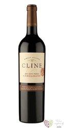 "Carignan "" Ancient Vines "" 2016 Contra Costa county Ava Cline cellars  0.75 l"