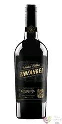 """Zinfandel """" Bourbon barrels """" 2017 Lodi Ava LZC  0.75 l"""