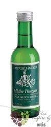 Muler Thurgau jakostní víno odrůdové Chateau Valtice  0.187 l