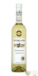 Chardonnay 2018 kabinetní Chateau Valtice  0.75 l