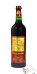 """Cabernet Sauvignon """" Archivní víno """" 2006 jakostní odrůdové víno Chateau Valtice  0.75 l"""