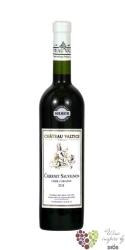 Cabernet Sauvignon 2015 pozdní sběr Chateau Valtice  0.75 l