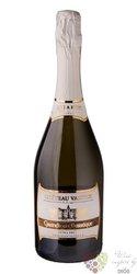 "Chateau Valtice blanc "" Grandioso "" brut extra sparkling wine  0.75 l"