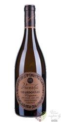 Chardonnay 2015 výběr z hroznů Libor Veverka  0.75 l