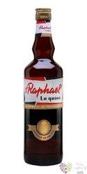 """St.Raphael """" Gold - Ambré """" original French aperitif 14% vol.  1.00 l"""