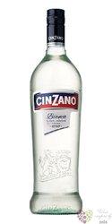 """Cinzano """" Bianco """" Italian classic flavours vermouth by Gruppo Campari 15% vol.1.00 l"""