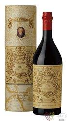 "Carpano "" Antica Formula "" metal box ancient Italian vermouth 16.5% vol.  1.00 l"