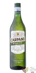 """Carpano """" Bianco """" original Italy unico de Torino vermouth by Fratelli Branca 15% vol.  0.75 l"""