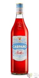 """Carpano """" Botanical Bitter """" new generation unique Italian liqueur 25% vol.  1.00 l"""