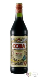 "Cora "" Rosso "" original Italian vermouth by Bosca 14.4% vol.  1.00 l"
