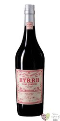 "Byrrh "" Gran QuinQuina "" French ancient vermouth 17% vol.  1.00 l"