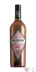 "Belsazar "" Rosé "" German vermouth 17.5% vol.   0.75 l"