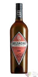 "Belsazar "" Red "" German vermouth 18% vol.   0.75 l"
