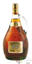 "Moscatel "" 1912 "" spanish desert wine by Teichenne   1.50 l"