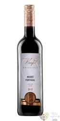 """Modrý Portugal """" Selection """" 2017 pozdní sběr vinařství Vinofol  0.75 l"""