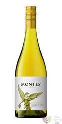 "Chardonnay reserva "" Classic series "" 2009 Curico valley viňa Montes  0.75 l"