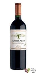 "Cabernet Sauvignon "" Montes Alpha "" 2011 la Finca de Apalta Santa Cruz viňa Montes  0.75 l"
