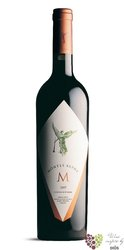 "Montes "" Alpha M "" 2012 Santa Cruz Icon wine of Chile viňa Montes     0.75 l"