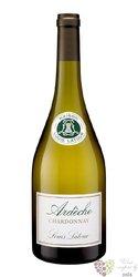 """Chardonnay """" Ardeche """" 2014 Côteaux de l´Ardeche VdP maison Louis Latour  0.75 l"""