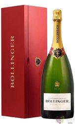 """Bollinger blanc """" Special cuvée """" brut 1er cru Champagne magnum  1.50 l"""