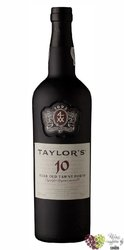 "Taylor´s 10 years old "" Wood aged tawny "" Porto Doc 20% vol.   0.75 l"