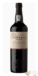 Fonseca Guimaraens 10 years old wood aged tawny Porto Doc 20% vol.   0.75 l