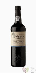 Fonseca Guimaraens 40 years old wood aged tawny Porto Doc 20% vol.   0.75 l