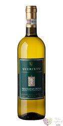 """Vernaccia di San Gimignano """" Querceto """" Docg 2016 Castello di Querceto  0.75 l"""