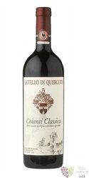 """Chianti classico """" Castello di Querceto """" Docg 2008    0.75 l"""