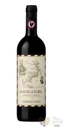 """Chianti classico """" il Navigatore """" Docg 2014 Castello di Verrazzano   0.75 l"""
