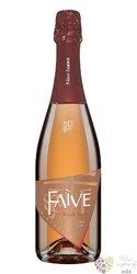 """Spumante rosé """" Faive  """" brut Nino Franco    0.75 l"""