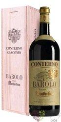"""Barolo riserva cru """" Monfortino """" Docg 2014 azienda Conterno Giacomo   0.75 l"""