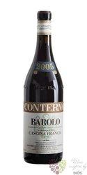 """Barolo cru """" vigneto Cascina Francia """" Docg 2003 azienda Conterno Giacomo   0.75 l"""