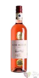 V.Dvůr Rosé Růžený    VOC 12 0.75l