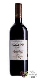 """Cuvée Rustik """" Karmazín """" 2010 Vinařský dvůr Němčičky    0.75 l"""