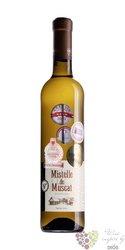 """Mistelle de Muscat """" Klasik """" 1999 jakostní likérové víno vinařský Dvůr Němčičky 15% vol.   0.50 l"""