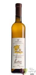 Lokus bílý jakostní likérové víno vinařský Dvůr Němčičky 15% vol.      0.50 l