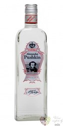 Alexander Puschkin Czech vodka of Fruko Schulz 40% vol.    0.04 l