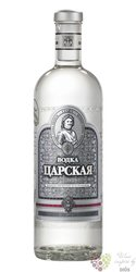 Carskaja premium Russian vodka 40% vol.  1.00 l