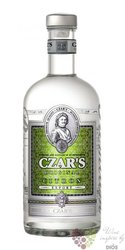 "Carskaja "" Czar´s citron "" premium Russian vodka 40% vol.  0.70 l"