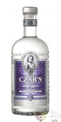 "Carskaja "" Czar´s currant "" premium Russian vodka 40% vol.  0.70 l"