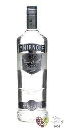 "Smirnoff "" Silver no.27 "" ultra premium Russian vodka  45.2% vol.     1.00 l"