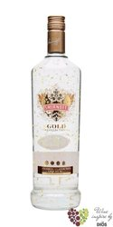 "Smirnoff "" Gold cinnamon "" triple distilled flavored Russian vodka 40% vol.   1.00 l"