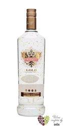"""Smirnoff """" Gold cinnamon """" triple distilled flavored Russian vodka 37.5% vol. 0.70 l"""
