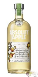 "Absolut Juice "" Apple "" country of Sweden Superb vodka 35% vol.  0.50 l"