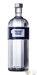 """Absolut ltd. """" Mode edition """" country of Sweden Superb vodka 40% vol.   1.00 l"""
