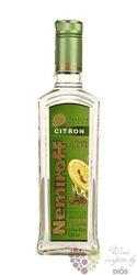 """Nemiroff """" Citron """" flavored  Russian vodka 40% vol.  1.00 l"""