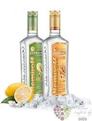 "Nemiroff "" Orange "" flavored Russian vodka 40% vol.  1.00 l"