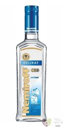 "Nemiroff "" Delikat "" premium extra smooth Russian vodka 40% vol.    1.00 l"