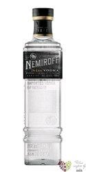 Nemiroff de Luxe Ukraine vodka 40% vol.  0.70 l
